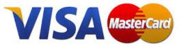 Visa & MaterCard