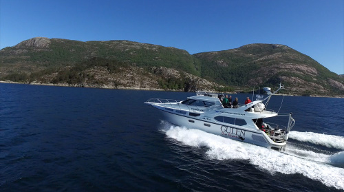 Dive boat MS Vikingfjord